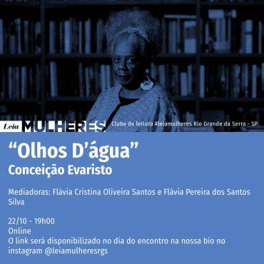 Leia Mulheres – Rio Grande da Serra